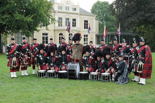 Glenmoriston Pipe Band