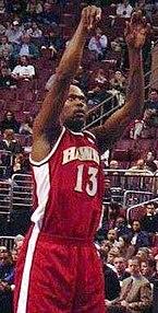 Glenn Robinson American basketball player