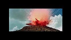 Gli ultimi giorni di Pompei - Vesuvio.jpg
