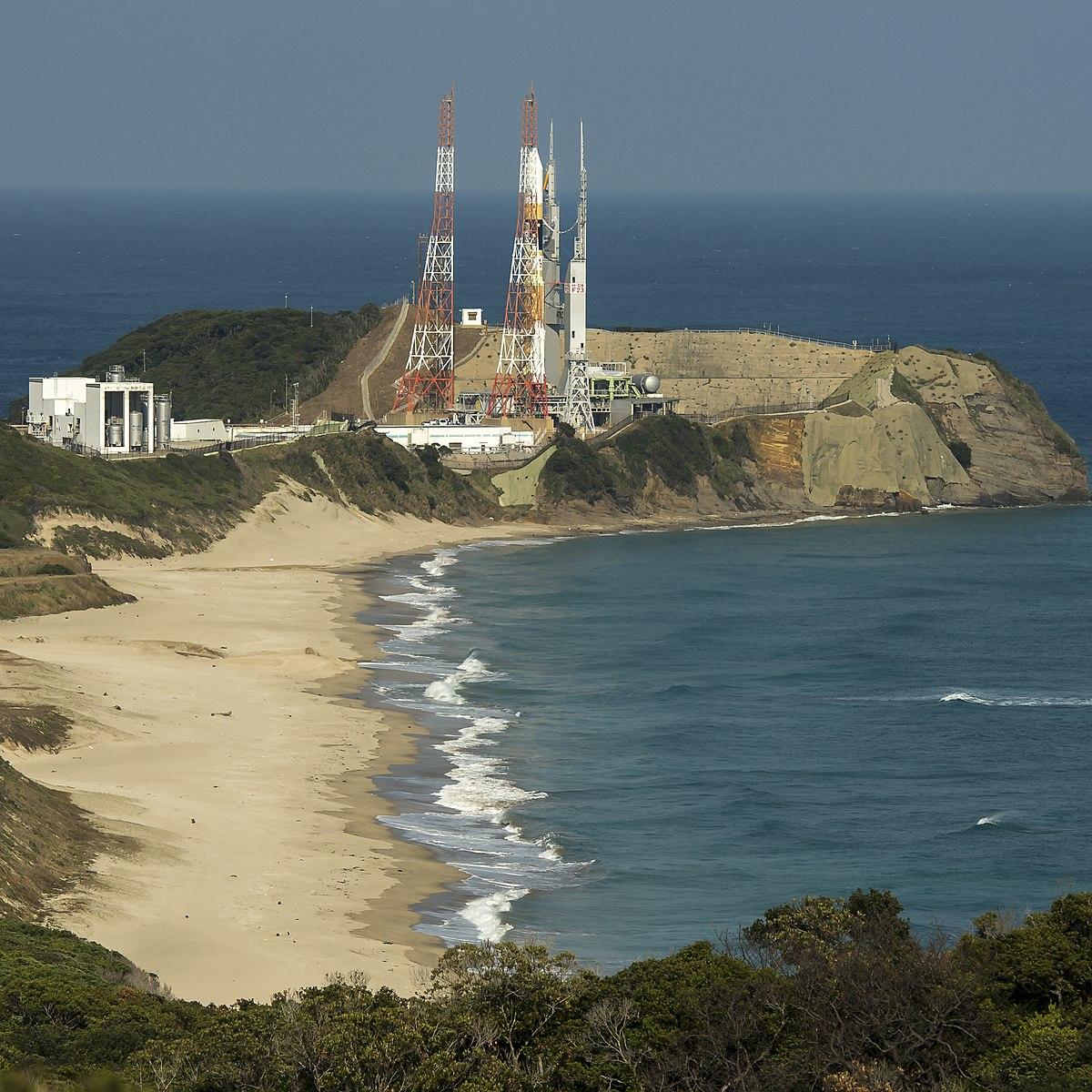 Global Views Wikipedia: Tanegashima Space Center