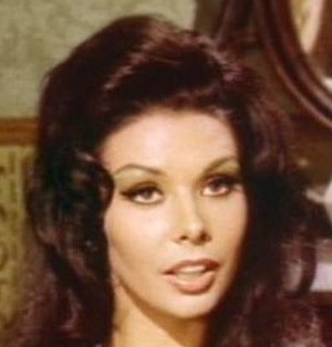 Gloria Paul - Gloria Paul in I due figli di Ringo (1967).