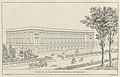 Goetghebuer - 1827 - Choix des monuments - 111 Palais Prince Orange Bruxelles.jpg