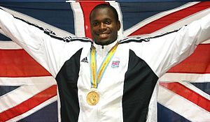 Simeon Williamson - Gold Medal at World Student Games