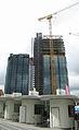 Gothia Towers (under construction) 1.jpg