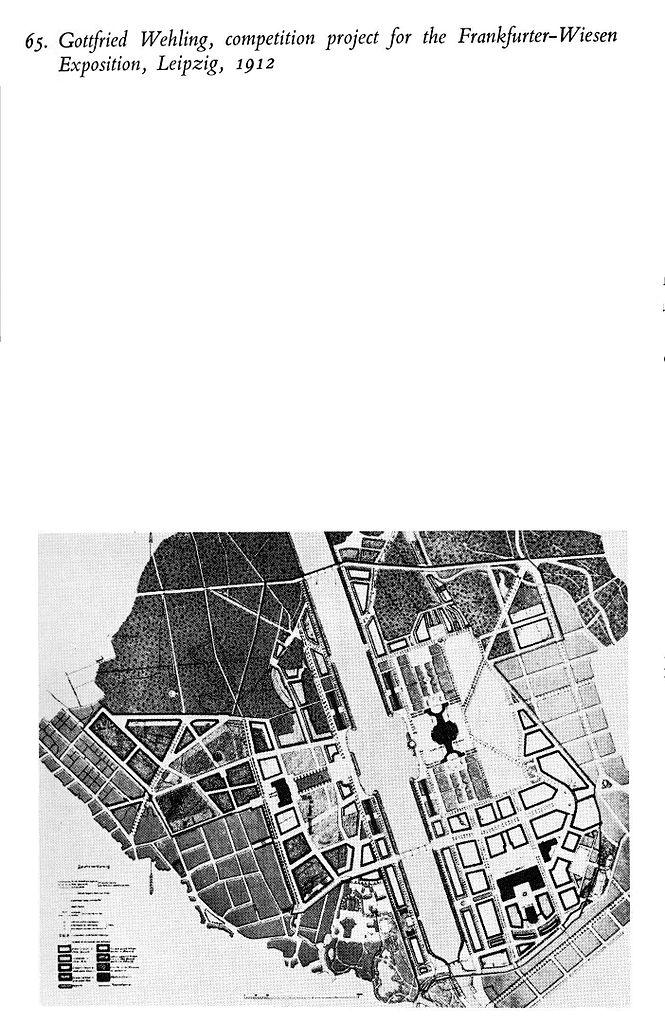 Dateigottfried Wehling Entwurf Für Eine Bebauung Der Frankfurter