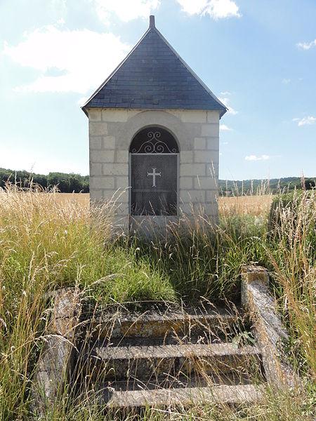 Goudelancourt-lès-Berrieux (Aisne) oratoire