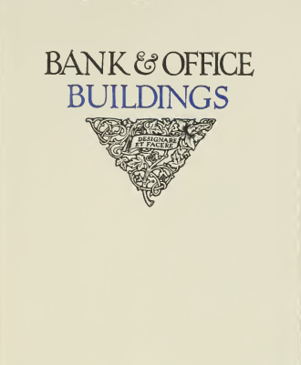Frederic Goudy - A brochure cover hand-lettered by Goudy in the early 1900s.