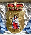 Gouvernementsgebouw Assen - wapen van Drenthe.jpg