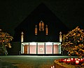 Grablichter Pfarrkirche St Josef Essen-Kupferdreh retusche.jpg
