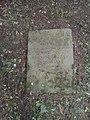 Gracehill Moravian Cemetery God's Acre near Ballymena marked Mary Boyd.jpg