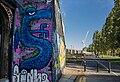 Graffiti in Shoreditch, London - Dragon by Sinna (10786550604).jpg