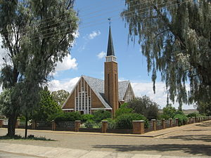Hobhouse, Free State - Hobhouse, Dutch Reformed Church