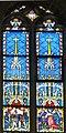 Gramastetten Pfarrkirche - Fenster III 5 Verkündigung.jpg