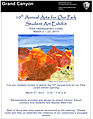 Grand Canyon 10th Annual Arts for Our Park Student Art Exhibit. - Flickr - Grand Canyon NPS.jpg