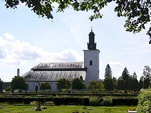 Grangärde - Grangärde church
