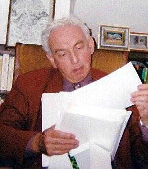 Ivor Grattan-Guinness - Ivor Grattan-Guinness in 2003.