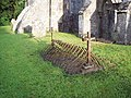 Grave at St Leonards Church - geograph.org.uk - 472360.jpg