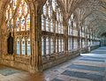 Great Cloister, Gloucester cathedral (15864348524).jpg