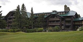 Samuel L. Bartlett - Image: Great Northern Wing Glacier Park Lodge MT1