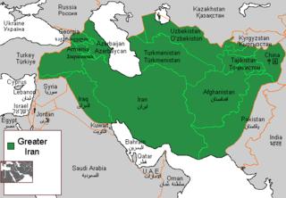 Greater Iran Cultural region