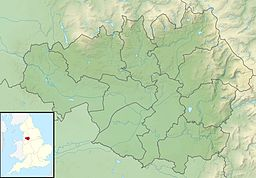 River Irk is located in Greater Manchester