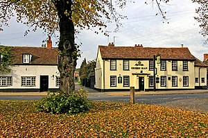 Clophill - Image: Green Man Public House geograph.org.uk 276363