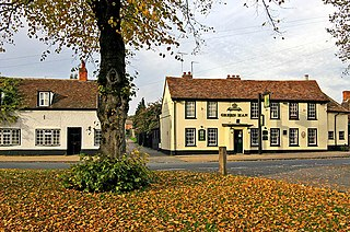 Clophill village and civil parish in Bedfordshire, England