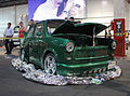 Green tuned Trabant 601 during the Tuning Show 2009.jpg