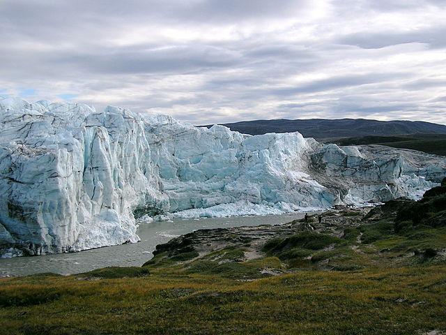 Kontinentálny ľadovec v Grónsku