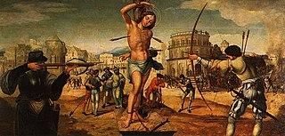 Martyrdom of Saint Sebastian