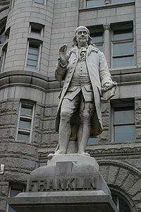 Benjamin Franklin (Jouvenal)