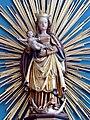 Grieskirchen Kirche - Marienaltar Maria 2.jpg