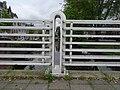 Grote Houtbrug - Haarlem - Metal railing (frontal).jpg