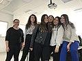 Groupe de travail, élèves de 2de, Lycée Pierre Paul Riquet.jpg