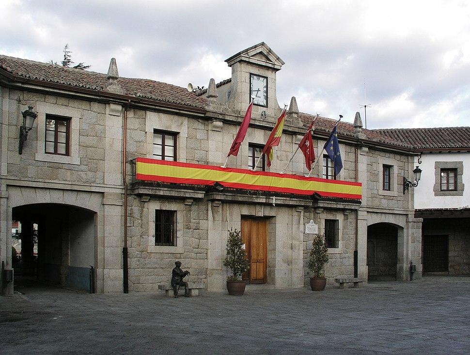 Guadarrama Ayuntamiento01