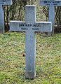 GuentherZ 2013-01-12 0400 Wien11 Zentralfriedhof Gruppe88 Soldatenfriedhof polnisch WK2 Grabkreuz Jan Kaminksi.JPG