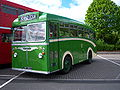 Guernsey tour bus 75 Albion Nimbus JNP 590C Metrocentre rally 2009 pic 3.JPG