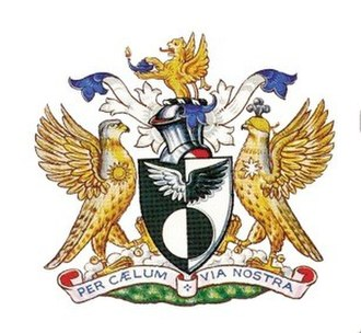 The Honourable Company of Air Pilots - Company Coat of Arms