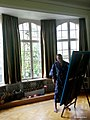 Guillaume Bottazzi painting in process.jpg