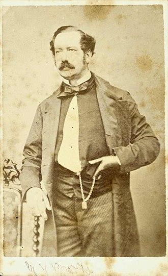 Gustavus Vaughan Brooke - Gustavus Vaughan Brooke