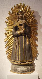 Elizabeth of Reute German Franciscan mystic and saint