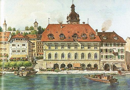 Gutersohn Ulrich Rathaus