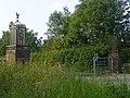 Gwarmacwydd gateposts - geograph.org.uk - 472095.jpg