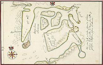 Hans Egede - Image: Håbets ø hans egede 1722