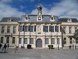 Hôtel de ville de troyes u2014 wikipédia