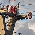 Höhenrettungsübung der Feuerwehr Köln an der Seilbahn-6018.jpg