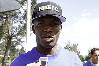 Enner Valencia Ecuadorian footballer