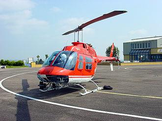 Heliswiss - Agusta-Bell 206B Jet Ranger