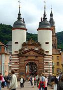 HD - Alte Brücke - Tor