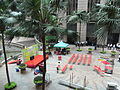 HK 上環 Sheung Wan 新紀元廣場 Grand Millennium Plaza garden stage June-2012.JPG